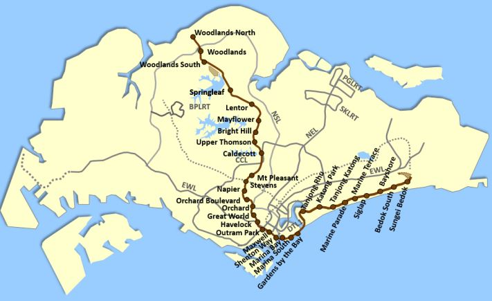 Thomas-East-Coast-Line