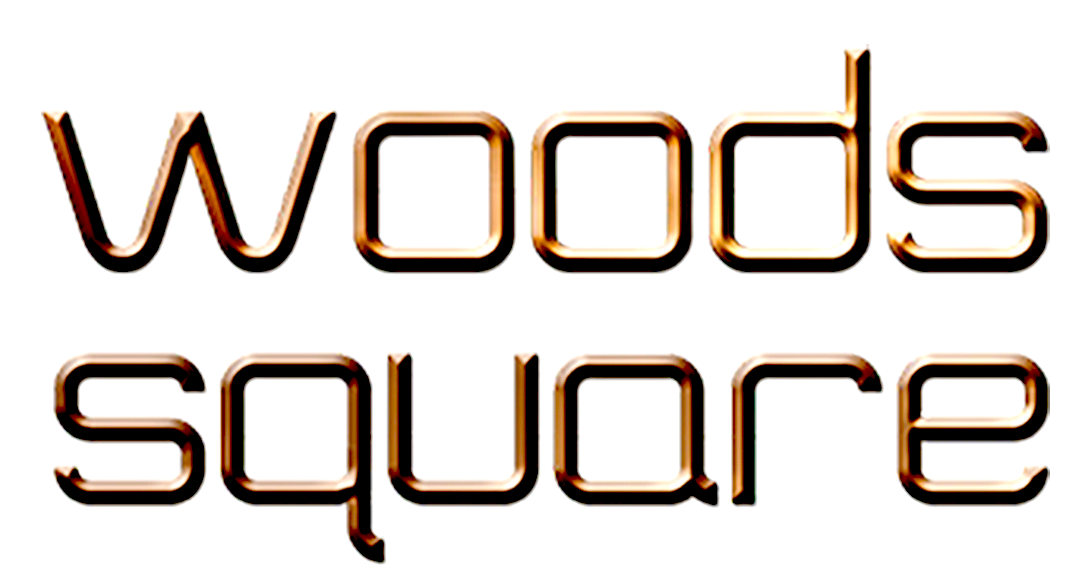 Woods Square Header Logo